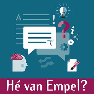 Hé van Empel?
