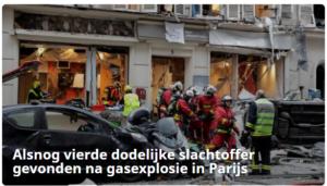 Gasexplosie