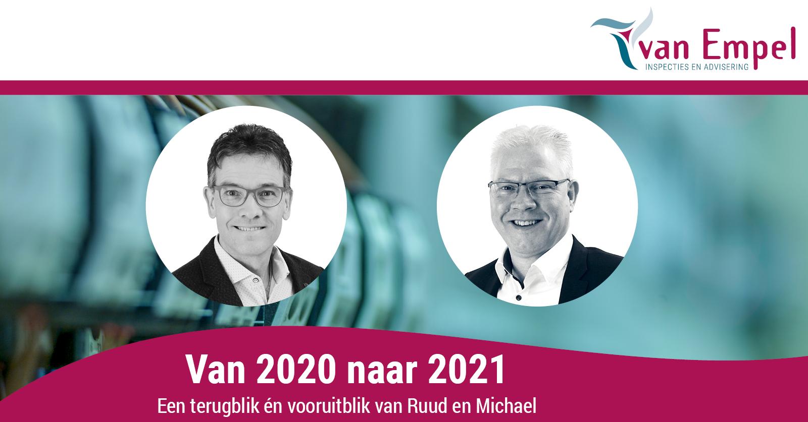 VEIA | terugblik 2020 - vooruitblik 2021